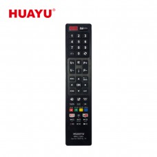 Huayu L1200+, Черный пульт ДУ для ТВ Vestel LED LCD